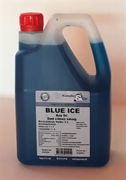 2 liter Blue koncentrat til slush-ice