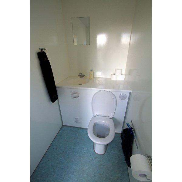 Fantastisk! Fantastisk mad 2xVIP toilet - m/kværn FS53
