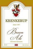Krenkerup Brown Ale 20 liter